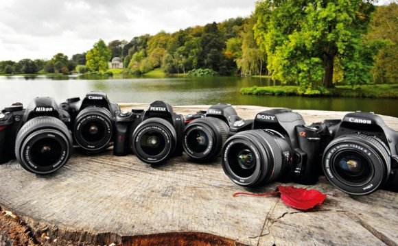 Best starter DSLRs 6 tested