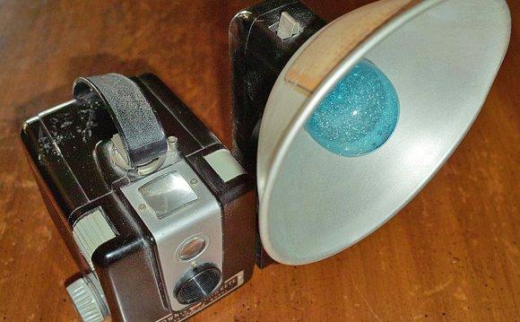 Kodak Brownie Hawkeye with