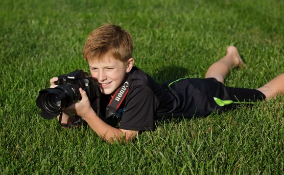 Photography lessons for