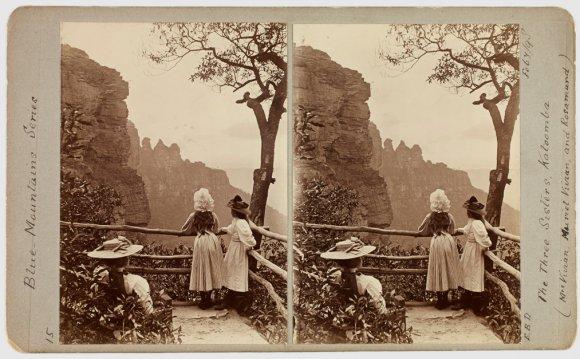 The photograph and Australia: