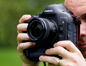 Canon vs Nikon: 8 photographers who switched camera systems - EOS 1DX