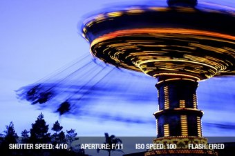 ISO Speed vs. Motion Blur