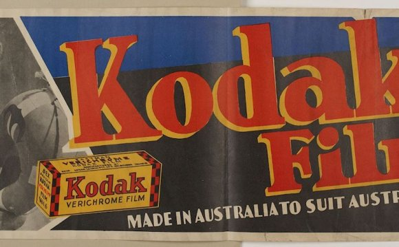 Kodak photographic film