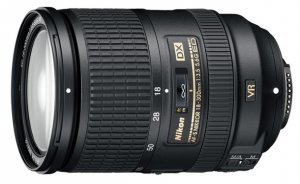 Nikon 18-300mm superzoom lens unveiled