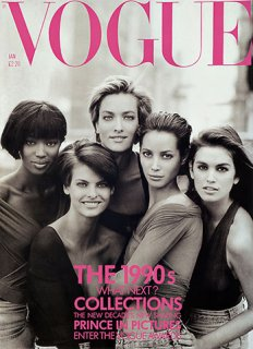 One of Vogue's most popular covers to date / Photo via wonderlandmagazine.com