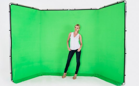 Green Screen Digital Photography