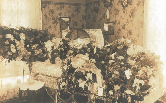 Post mortem Photography History