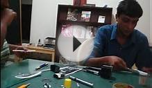 Making of the Dirkon Pinhole Camera