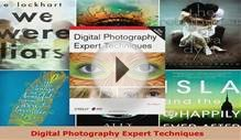 Read Digital Photography Expert Techniques PDF Free