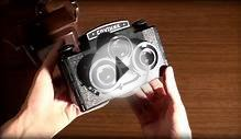 Sputnik - Stereo medium format camera.