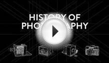 The History of Photography in 5 Minutes - The Best of