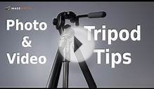 Tripod Tips for digital cameras